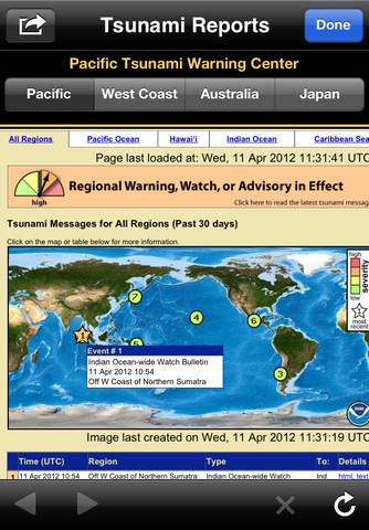 QuakeWatch – Latest Earthquakes Info iPhone app Review