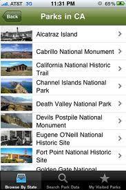 National Parks Companion iPhone app Review