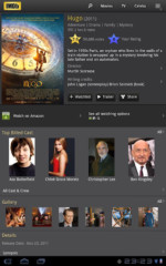 IMDB for iPhone and Android