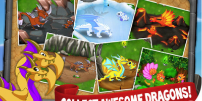 DragonVale iPhone App Review